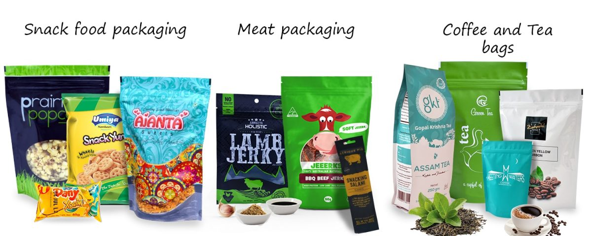 Kilang Pembuatan Plastik Makanan di Selangor