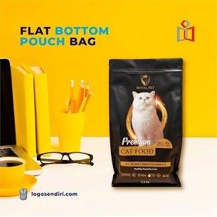 Packaging Makanan Kucing