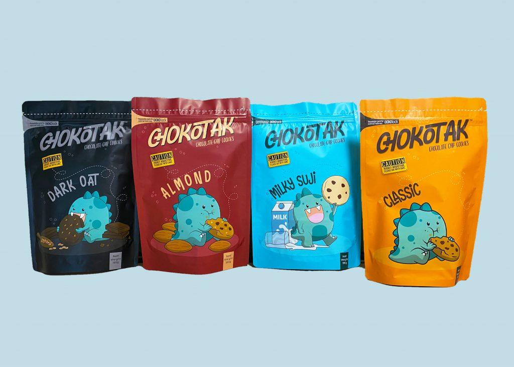 Beg Karung Menegak - Kilang Buat Plastik Makan