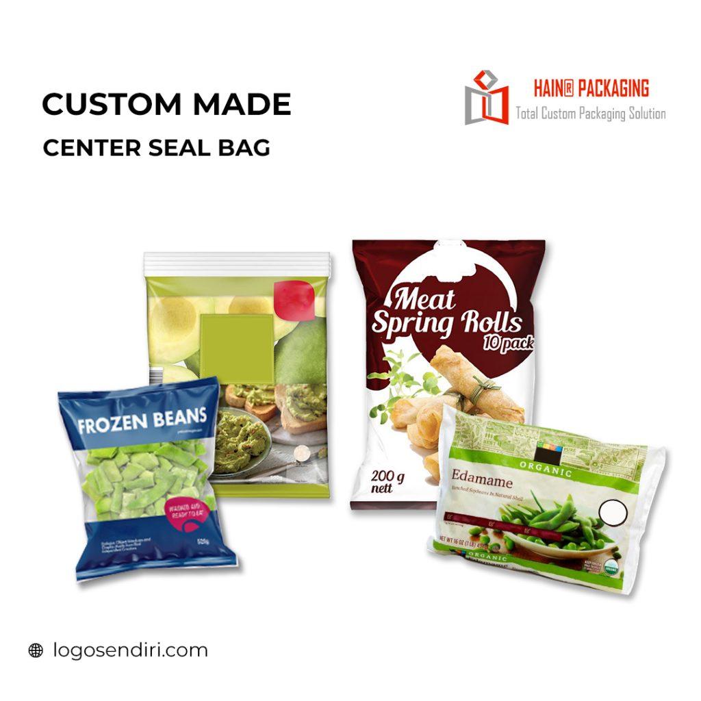 Frozen Food Plastic Bag – Tempahan Plastic Bag Bercetak Murah