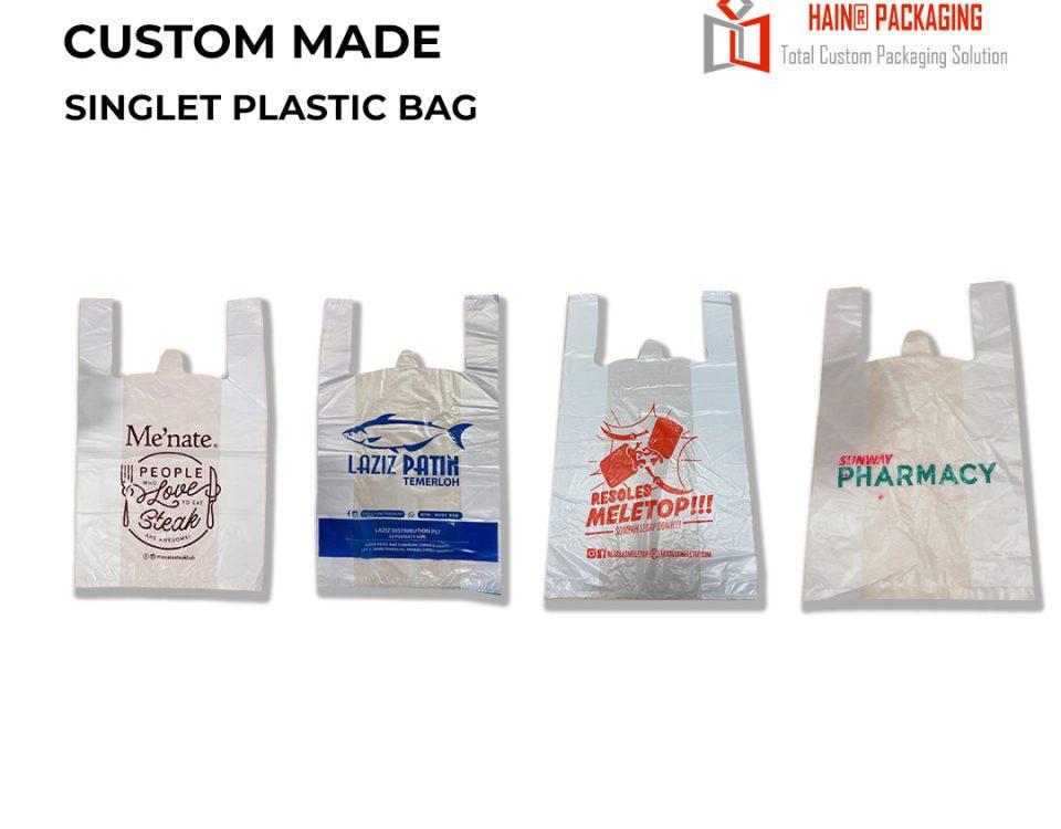 Plastik Singlet