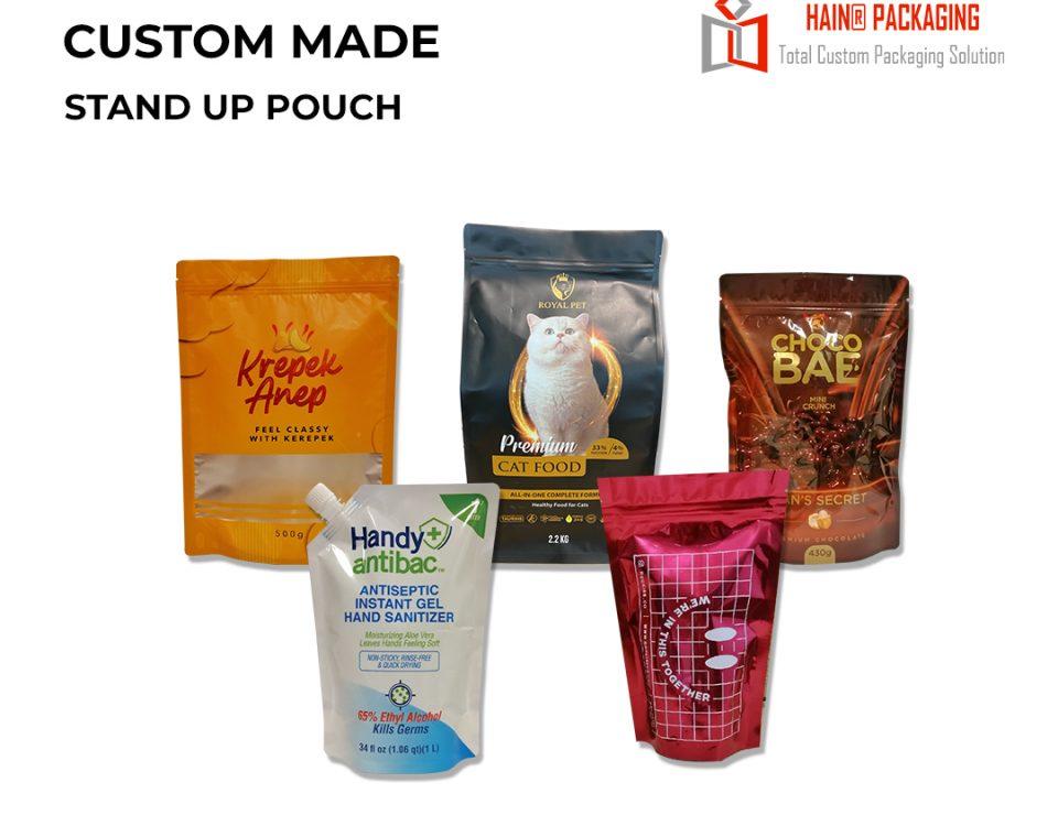 Stand Up Pouch – Pembalut Plastik Makanan