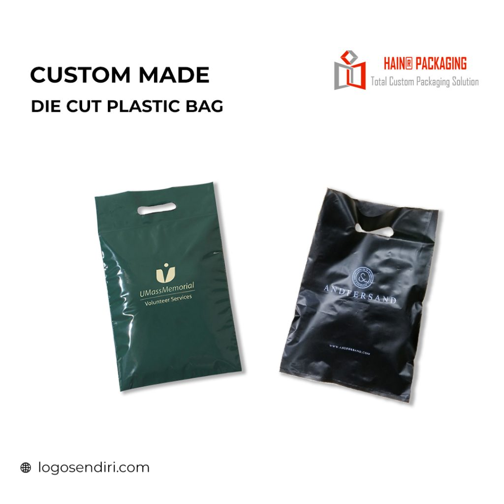 Die Cut Plastic Bag – Kedai Plastik Ipoh
